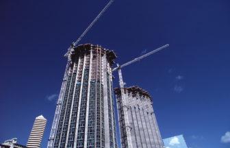 世界一高いビルになる予定で建設中のビルは1008m【2400m計画あり】