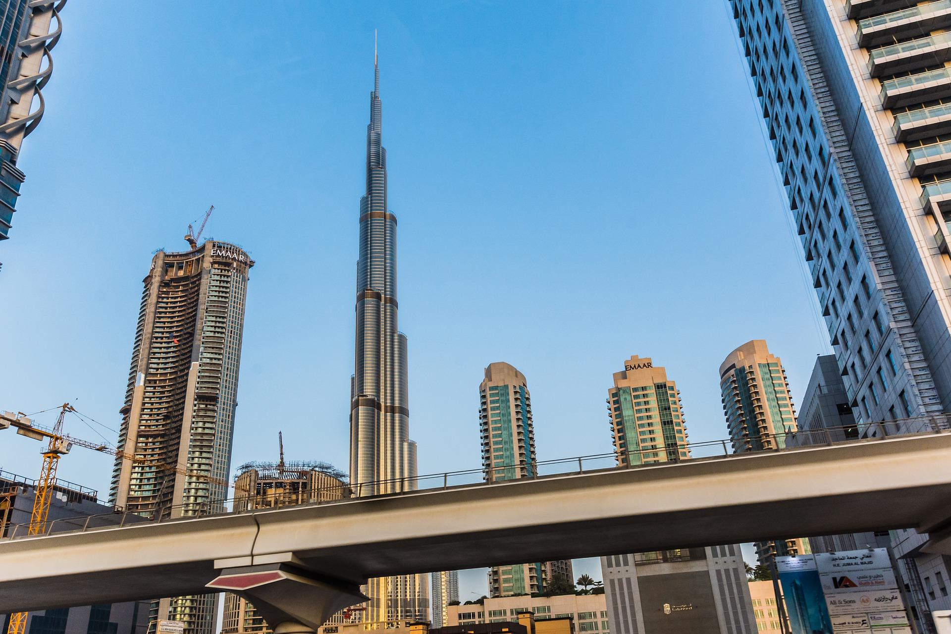 現段階の世界の高いビルTOP10