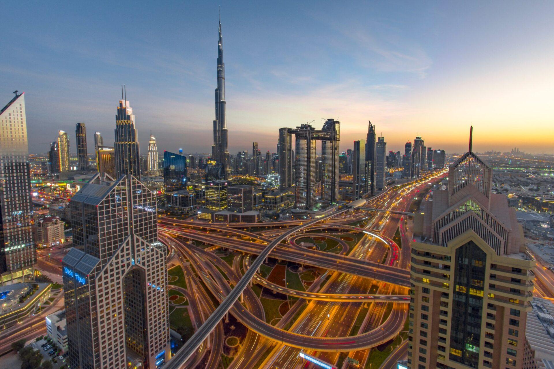 海外の高層建築