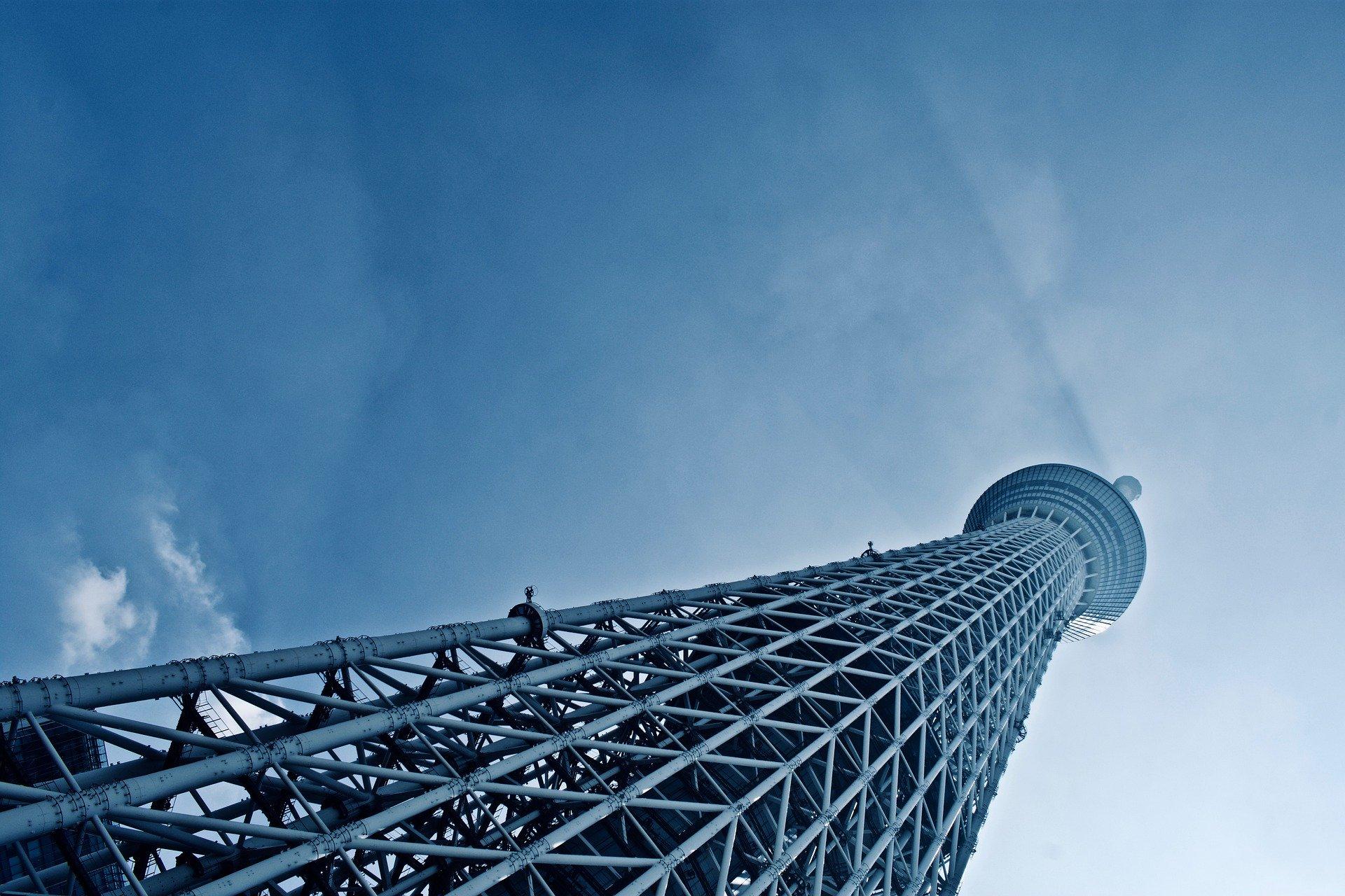東京スカイツリーの建設について