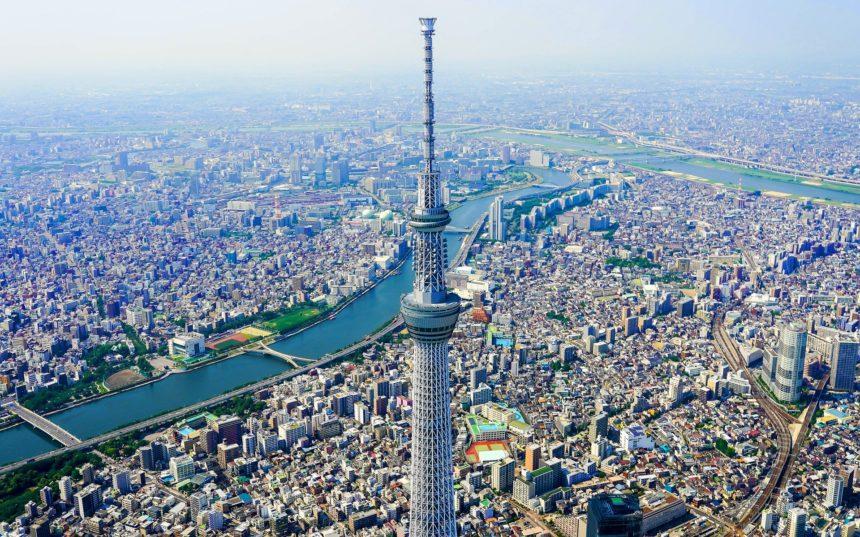 東京スカイツリーの建設について【海外の高層建築も紹介】