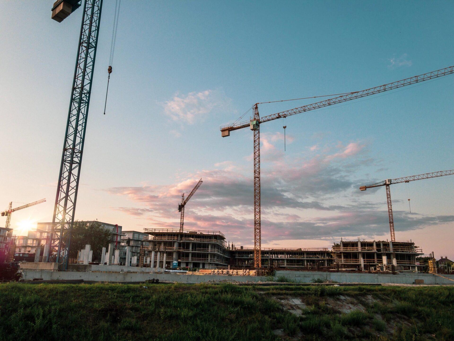 建設業の主な6職種の一覧を紹介【職種分類がわかる】