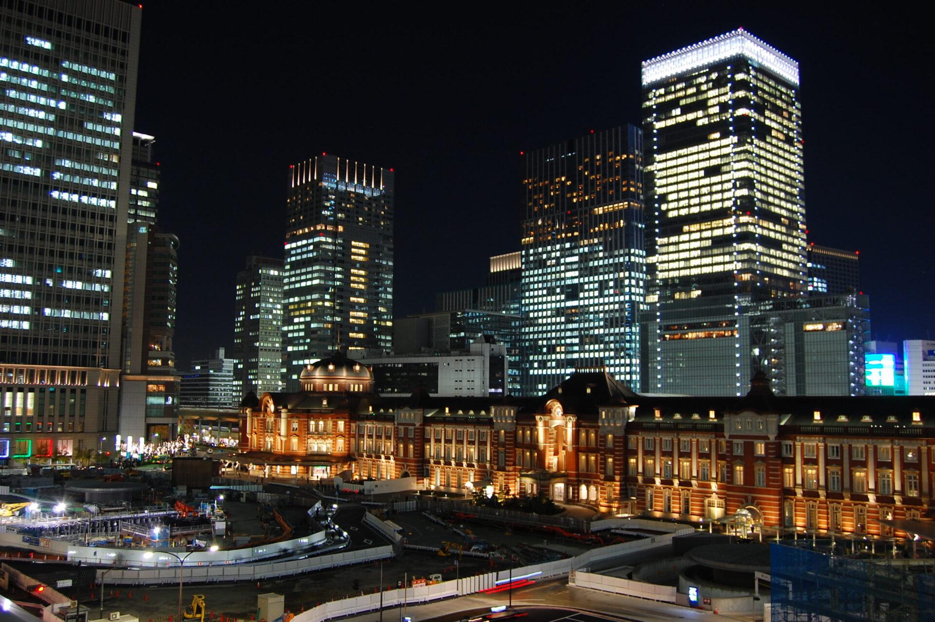 まとめ【東京駅舎のレンガ造りは当時を忠実に再現している】