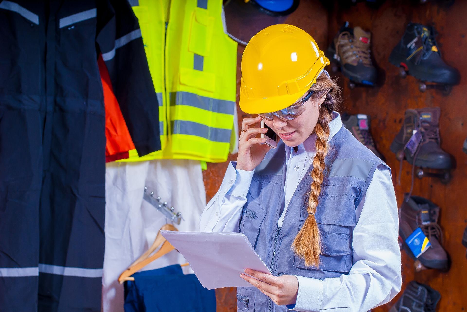 女性がゼネコンの施工管理で長く働く3つのコツ