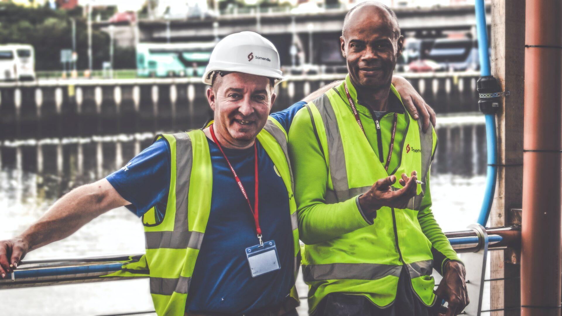 施工管理の業務が効率化された未来予測